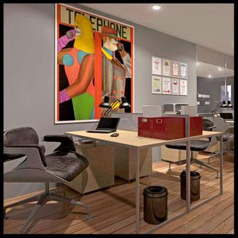 Дизайн офисов в Москве