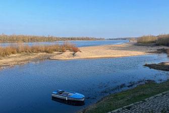 Domaine de Joreau est une étape sur la Loire à Vélo, et vous propose de belles balades entre Angers et Saumur