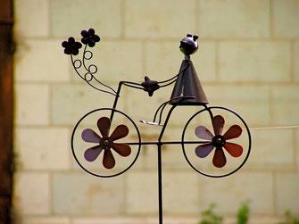 Domaine de Joreau - Fahrrad-Tourismus, Loire-Tal-Radweg