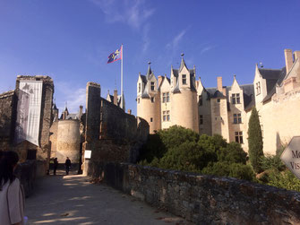 Domaine de Joreau - Urlaub an der Loire - Schlösser, Troglodyten, Parks, Kultur