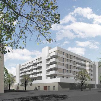dgk-architekten_Steglitzer Damm_D&H_Berlin