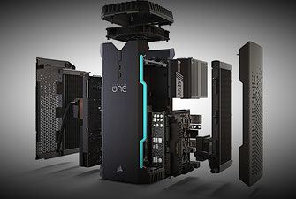 Gaming PC: Corsair ONE PRO Ti