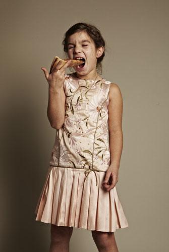 festliches Kinderkleid zur Hochzeit