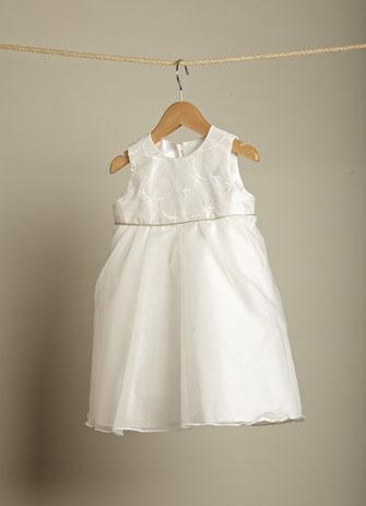 Kinderkleid aus Seide