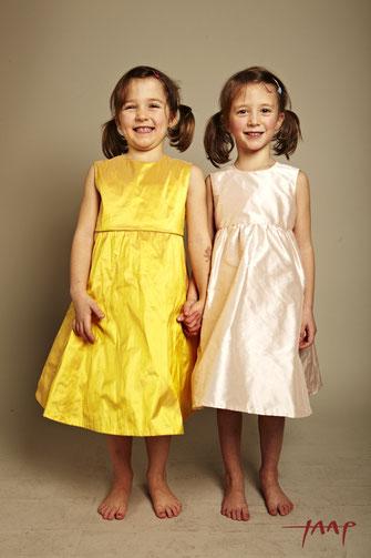 Kinderkleider Martha mais & rosè