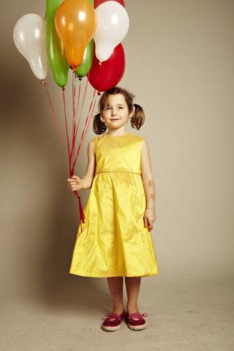 Kinderkleid Martha mais