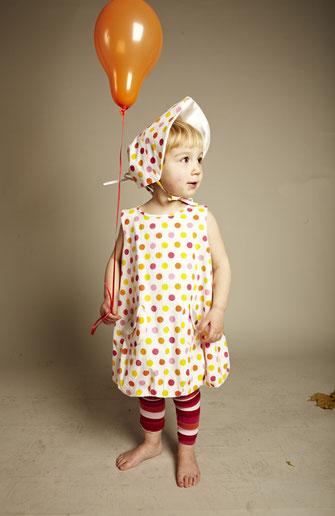 Kinderkleid & Schute