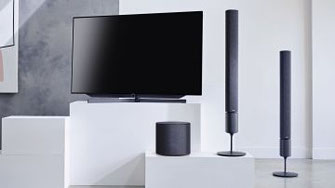 Loewe speakers