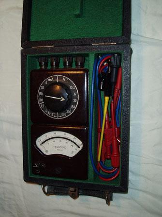 Metrawatt  Multimeter Typ. Tavocord TC 333