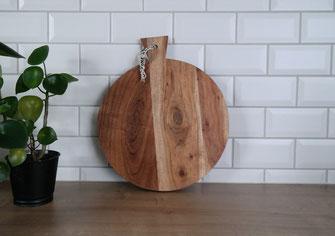 Holzbrett Küchenbrett