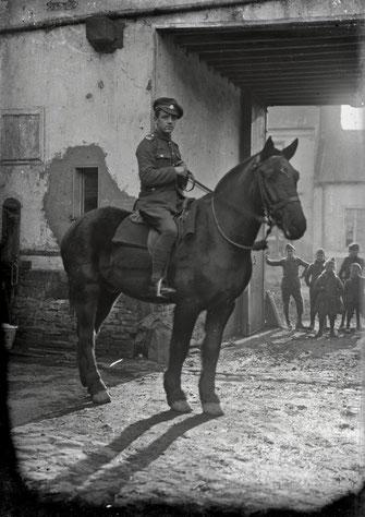 soldat anglais