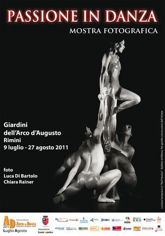 Rimini  esposzione fotografica  danza fotografia di danza dance photography videomaker videodance servizio fotografico
