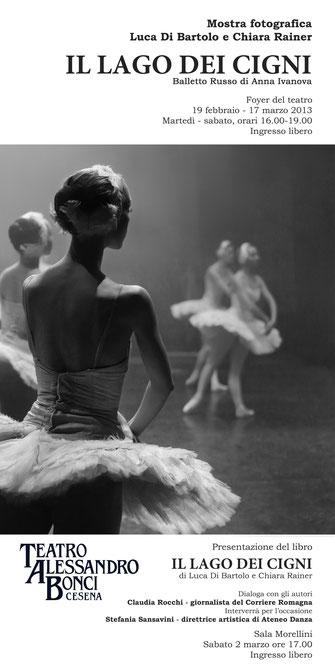 Cesena esposzione fotografica lago dei cigni danza fotografia di danza dance photography videomaker videodance servizio fotografico