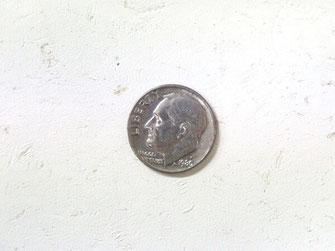 10セント硬貨