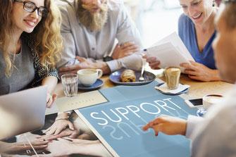 Marketing-Unterstützung für Agenturen