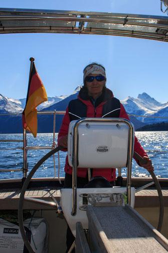 segeln und klettern in Norwegen