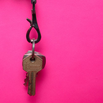 Onni táska kulcstartó