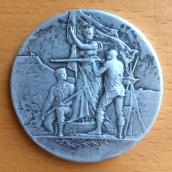 Prix de tir au concours 1913