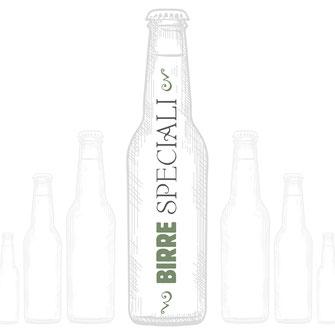 Birre Artigianali in bottiglia | Speciali