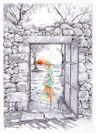 Illustrationen von Elisavetha / Elisabeth Wächter
