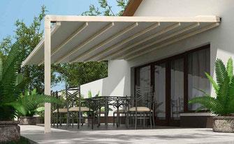 Pergola Concept Flat Aquakonzept-Schwimmbadtechnik