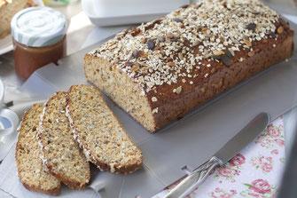 Low Carb Brot in der coox Wunderform, low carb, brot, backen, coox, Wunderform, gesund, Ernährung, Rezepte, Rezeptideen, leckere Rezepte
