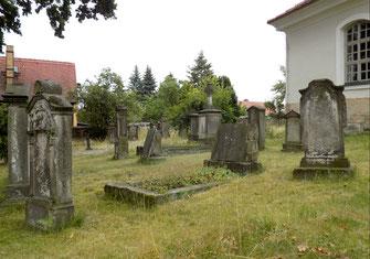 Alter Kirchhof Klotzsche Bild: Susann Wuschko