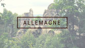 fiche pays allemagne