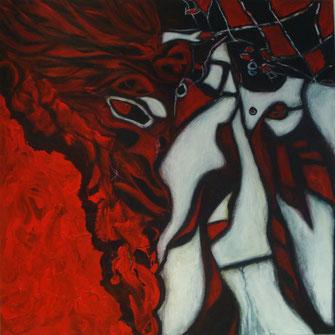 Leidenschaft, die... |2011 | 100 x 100