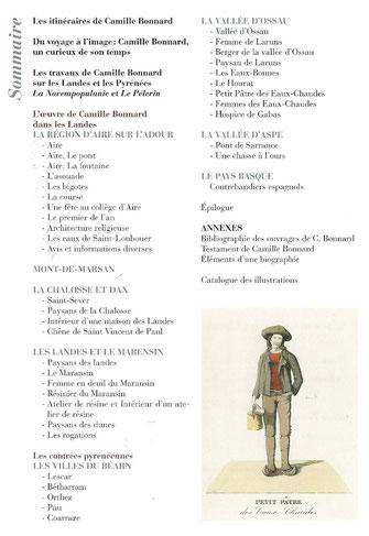 Camille Bonnard, Landes et Pyrénées (1794-1870)