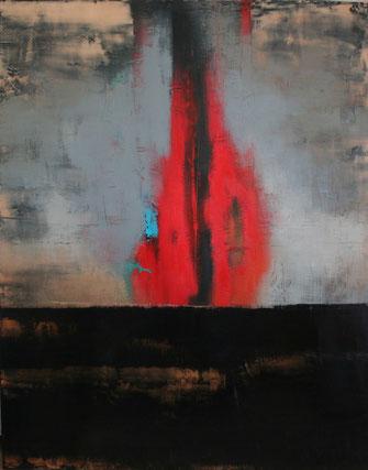 Carole Bécam - Artiste peintre - Fusion - Toile