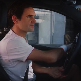 mercedes daimler benz automotive compositing after effects roger federer
