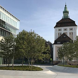 Emmanuel-Merck-Platz, Darmstadt
