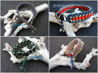 Halsbanden met gespsluiting