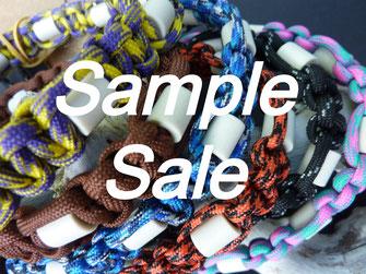 Sample Sale tot 50% korting