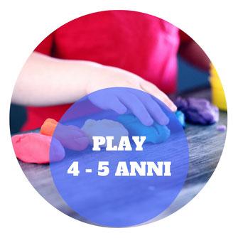 Attività in inglese per i bambini di 4-5 anni