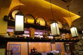 Resultado de imagen de lamparas para hosteleria
