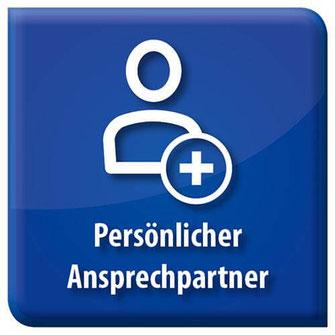 Bild Symbol Persönlicher Ansprechpartner Bonusprogramme