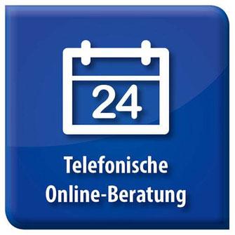 Bild Symbol Telefonische Online-Beratung Bonusprogramme