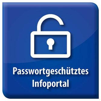 Bild Symbol Passwortgeschütztes Infoportal Bonusprogramme