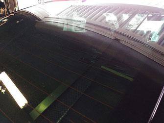 事例3:施工後|車の窓ガラス撥水コーティング【カーフレッシュ新潟】