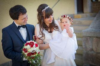 Hochzeitsreportage & HochzeitsfotografieSchwarzenfeld und Umgebung