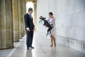 Hochzeitsfotografie auf der Walahalla, Hochzeitsfotograf Walhalla Regensburg, Günstiger Hochzeitsfotograf Bayern, Foto und Videoaufnahmen Hochzeit