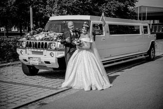 Außergewöhnliche Hochzeitsfotos Deggendorf & Pocking