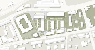 Quartier Conradareal Lörrach, WB 3. Preis