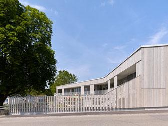 Kindergarten Grenzach-Wyhlen, WB 1. Preis