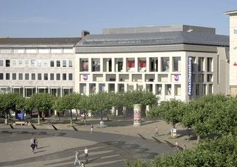 Kaufhaus Peek&Cloppenburg Kassel, WB 1. Preis