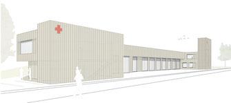 Rettungszentrum Iffezheim, WB 3. Preis