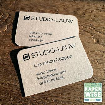 visitekaartje studio-lauw