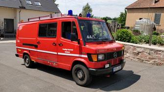 TSF Tragkraftspritzenfahrzeug Florian Steinmark 44/1